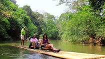 2-Night Khao Sok National Park Tour with Elephants, Jungle Hike and Bamboo Rafting, Gulf of Thailand