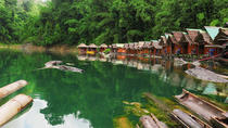 3-Day Khao Sok National Park Active Tour including Cheow Lan Lake, Gulf of Thailand