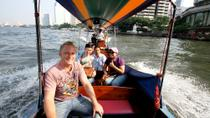 Backwaters of Bangkok Longtail Boat Cruise with Optional Temples Tour, Bangkok, Half-day Tours