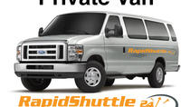 Airport Transfer: Long Beach Airport To or From West Hollywood, CA, Long Beach, Airport & Ground ...