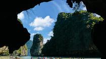 Canoeing Through Phuket's Secret Lagoons by Sea Cave Canoe, Phuket, Kayaking & Canoeing