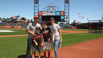 Behind the Scenes Ballpark Tour of AT&T Park, San Francisco, Air Tours