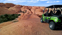 Hell's Revenge 4x4 Off-Roading Tour from Moab, Moab
