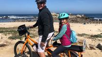 3-hour Electric Bike tour, 17-Mile Drive, Monterey Bay Coastal Rec Trail