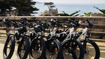 3-hour Electric Bike tour, 17-Mile Drive, Monterey Bay Coastal Rec Trail, Monterey & Carmel, ...
