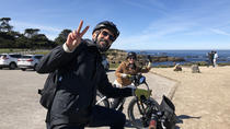 Ride an e-Bike along the coastline, explore17-Mile Drive, Monterey & Carmel, Bike & Mountain ...