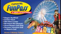 Clifton Hill Fun Pass, Niagara Falls & Around, Theme Park Tickets & Tours