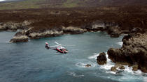 Maui Helicopter Tour Over Haleakala National Park and the Hana Rainforest, Maui, Day Trips