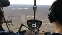 Helicopter Flight Lesson Above New York, New York, Helicopter Tours