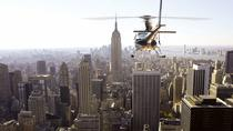 Manhattan Helicopter Tour from Westchester, New York, Helicopter Tours
