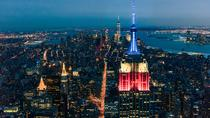 New York City Private Helicopter Tour with Champagne Toast
