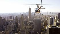 New York City privater Hubschrauberrundflug mit Champagner, New York City, Helicopter Tours