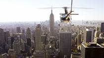 New York Helicopter Airport Transfer with Scenic Tour, New York City, Airport & Ground Transfers