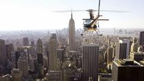 Privéhelikoptertour door New York met champagne, New York City, Helicopter Tours