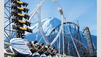 Fuji-Q Highland Afternoon Admission Ticket with Fujikyuko Line Train ticket, Chubu, Theme Park ...