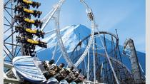 Fuji-Q Highland Full-Day Pass with Fujikyuko Line Train ticket, Chubu, Theme Park Tickets & Tours