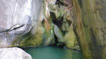 Canyoning in Mallorca: Torrent Fondo of Mortix, Mallorca, Climbing