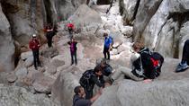 Trekking or hiking in Torrent de Pareis, Mallorca, Hiking & Camping