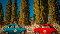 Fiat 500 Grand Tour of Chianti and Siena Hills, Florence, Cultural Tours