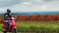 Self-Drive Vintage Vespa Tour with Tuscan Gourmet Lunch , Florence, Self-guided Tours & Rentals