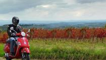 Self-Drive Vintage Vespa Tour with Tuscan Lunch Picnic, Florence, Self-guided Tours & Rentals