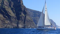 Los Gigantes Whale Watching Charter by Sail Boat, Tenerife, Sailing Trips