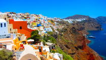 Private Tour: Santorini Day Trip from Mykonos by Helicopter, Mykonos, Helicopter Tours