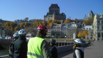 Quebec Lower Town Historical Bike Tour, Quebec City, Private Sightseeing Tours