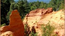 Full-day Luberon Tour from Avignon Including Gordes and Roussillon, Avignon, Day Trips