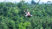 Swing In Bali Combine With White Water Rafting, Ubud, White Water Rafting