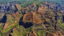Private Tour: Waimea Canyon, Wailua Falls, Kauai Coffee Company and Spouting Horn, Kauai, Air Tours