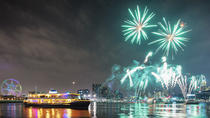 Docklands Winter Fireworks Cruise, Melbourne, Night Cruises