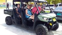 3 Hour (6 passenger) Buggy City Tour with Beach Break Inclusive of Lunch, Nassau, Cultural Tours