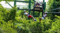 Dominican Zipline Adventure from La Romana, La Romana, Ziplines