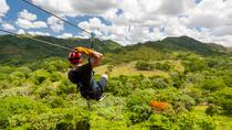 Dominican Zipline Adventure from Punta Cana, Punta Cana, Ziplines
