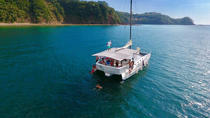 Catamaran & Secluded Beach Tour, Jaco, Catamaran Cruises