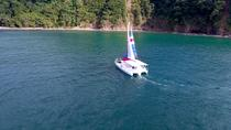 Secluded beach Catamaran Tour, Jaco, Catamaran Cruises