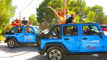IBIZA JEEP TOURS - JEEP TOUR & PAELLA BY THE SEA (minimum 4 persons), Ibiza, 4WD, ATV & Off-Road ...