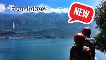 Four lakes Vespa scooter tour, Veneto, Vespa, Scooter & Moped Tours