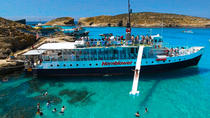 Comino, Blue Lagoon and Caves, Mellieha, Day Cruises