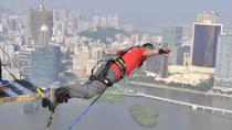 Macau Tower Bungy Jump, Macau SAR, City Tours