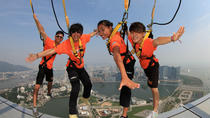 Macau Tower Skywalk, Macau, Climbing