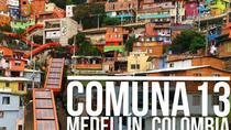 Tour Commune 13, Graffitis, Electric Stairs, Metrocable, Medellín, Cultural Tours