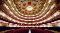 Gran Teatre del Liceu Tour in Barcelona Including Special Access to El Circulo del Liceo Private ...