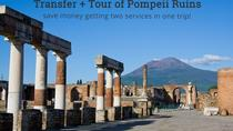 Private transfer from Naples to Sorrento with tour of Pompeii Ruins, Naples, Private Transfers