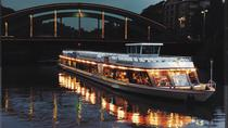 Berlin Sightseeing Dinner Cruise Including a 3-Course Meal and Drinks, Berlin