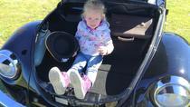 Family Adventure tour aboard classic VW Beetle Cabrio, Mallorca, 4WD, ATV & Off-Road Tours