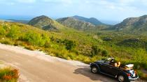 Wine and tapas tour aboard classic VW Beetle Cabrio, Mallorca, Private Sightseeing Tours