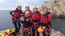 East Mallorca Coasteering Experience with Transfers, Mallorca, Adrenaline & Extreme