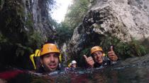 Small-Group Serra de Tramuntana Canyoning Experience in Mallorca, Mallorca, Bike & Mountain Bike ...